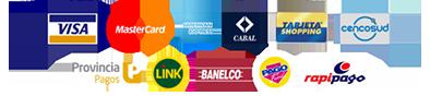 ahora12, Mercadopago y tarjetas de credito aceptadas en el sitio mueblesedj.com.ar para compras